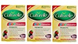 Culturelle Kids Chewables Probiotic, 60 Tablets