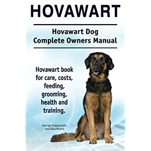 Hovawart. Hovawart Dog Complete Owners Manual. Hovawart book for care, costs, feeding, grooming, health and training. 39