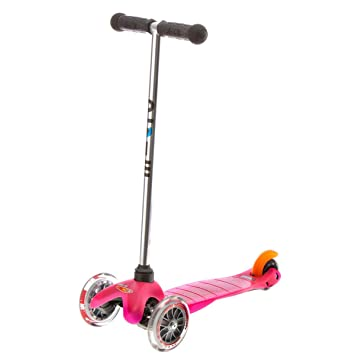 Micro Mini Scooter - Patinete de Tres Ruedas