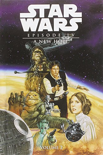 Star Wars Episode Iv A New Hope Book Series
