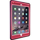 Otterbox Defender Series Case for iPad Air 2 - Frustration Free Packaging - Crushed Damson