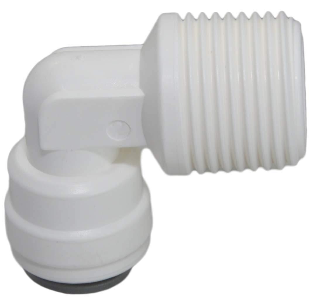 IQS Winkel Steckanschluss NPT 1//8-5mm LE EPDM IQS Dichtung L-Verschraubung