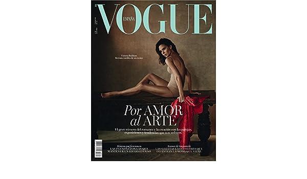 Vogue España. Febrero 2018 - Número 359: Amazon.es: Ediciones ...