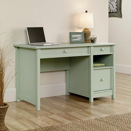 Sauder Original Cottage Desk, Rainwater Finish
