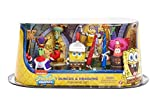Sponge Bob Square Pants PVC Figure Set Dansuzu & Dragons / SPONGE BOB SQUAREPANTS PVC DUNCES & DRAGONS