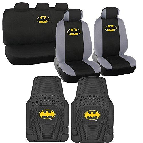 pink batman seat covers - 7