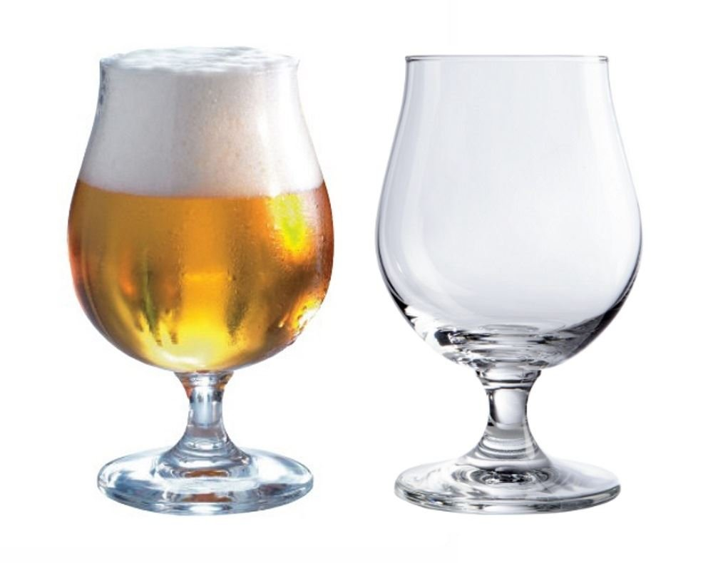 Durobor Breughel Full Bodied Beer Glass Glasses 480ml Set of 2