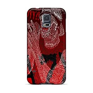 CharlesPoirier Samsung Galaxy S5 Shockproof Cell-phone Hard Cover Support Personal Customs HD Avenged Sevenfold Pattern [JuV12137IEqr]
