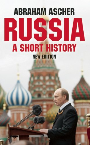 Russia, New Edition: A Short History