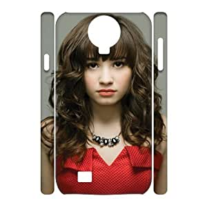 C-EUR Cell phone case Demi Lovato Hard 3D Case For Samsung Galaxy S4 i9500
