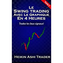 Le Swing Trading Avec Le Graphique En 4 Heures: Partie 2 : Tradez les faux signaux! (French Edition)