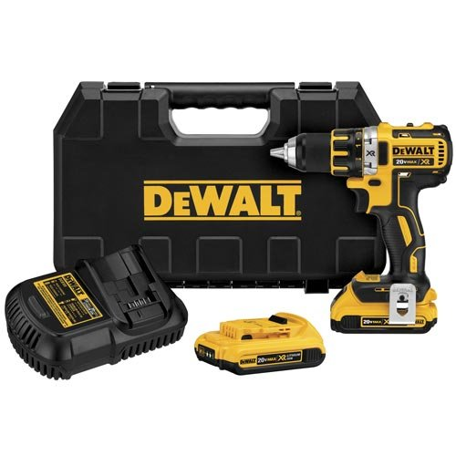 Factory Reconditioned DEWALT DCD790D2R Lithium Ion Brushless