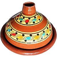 Marrakech Maroc Tajine pour cuisiner Ø 35 cm 4-6 personnes