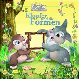 Disney Klopfer und seine Freunde Formen Amazonde Bcher