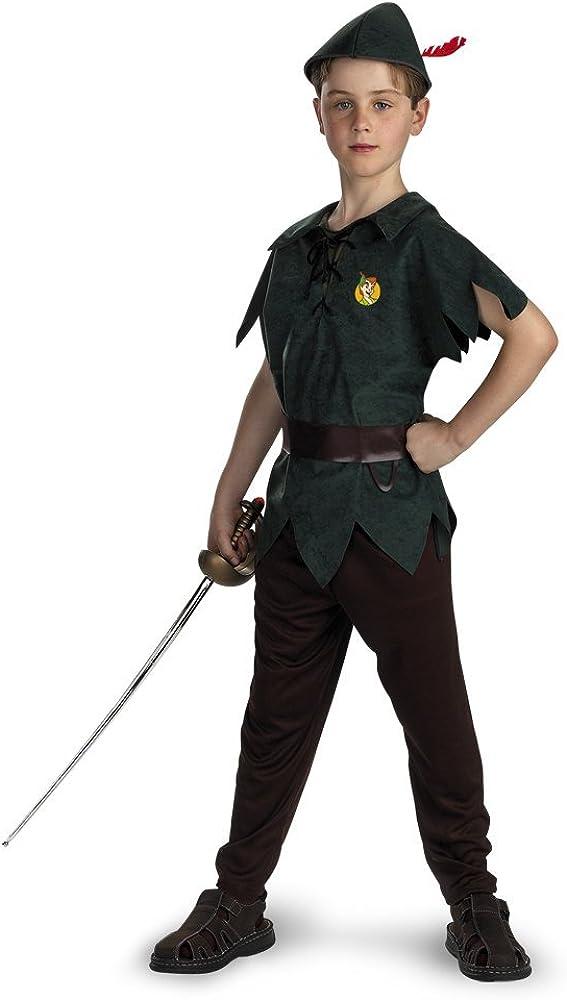 B0009IYR98 Disguise Inc - Peter Pan Disney Toddler/Child Costume 51KmYXQ6v1L