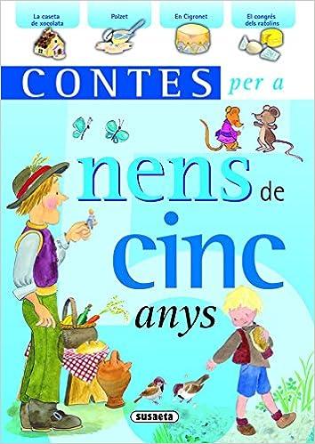 Contes per a nens de cinc anys Contes per a nens i nenes: Amazon.es: Equip Susaeta, Pilar Campos: Libros