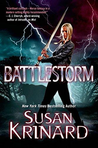 Battlestorm (Midgard Book 3)