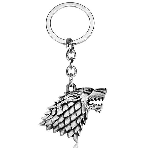 Amazon.com: Llavero de bolsillo, llavero decorativo para ...