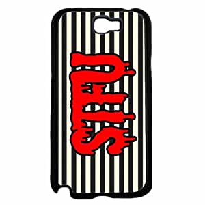 STFU - Plastic Phone Case Back Cover (Galaxy Note 2) by lolosakes