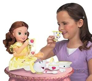 Amazon Com Disney Princess Tea Time With Me Little Belle