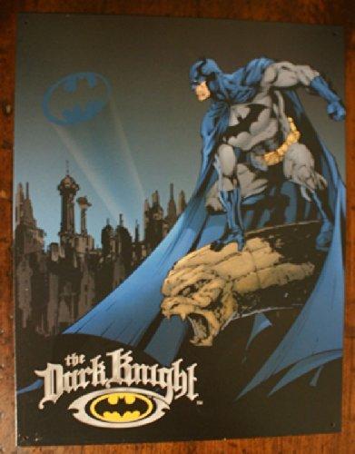 (Batman Dark Knight Metal Sign , 12x16 by Poster)