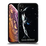 Official HBO Game of Thrones Night King Season 7 Key Art Soft Gel Case for iPhone XR
