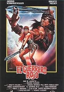 El guerrero rojo [Blu-ray]