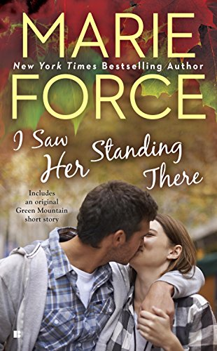 book cover of I Saw Her Standing There
