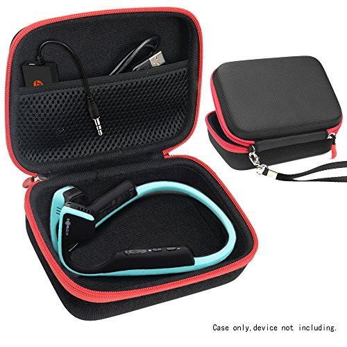Bone Conduction Headphones Case for Aftershokz AS600 (SG/OB/IG/SG), Bluez 2, 2S AS500 (S/SM/SR/SN), AS451XB; KSCAT, Sades, DIGICare, allmity, Yaklee, Abco Tech, LQING, longee, HYON, 4inloveme, koar