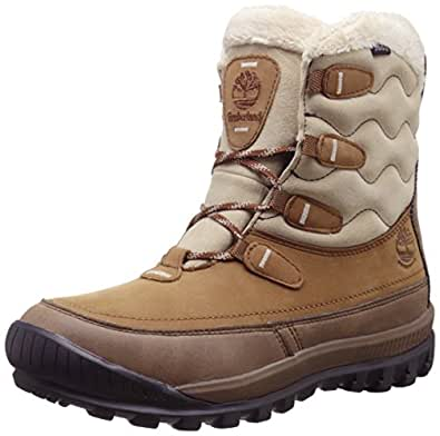 Amazon.com | Timberland Women's Woodhaven Mid WP Insulated