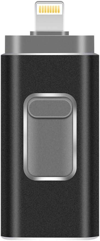 GGOII USB Flash Drive USB 2.0 Pen Drive 4gb 8gb 16gb Flash Drives Pen Drive 32 gb USB Memory Stick 64gb OTG Metal USB Flash Drive for Phone