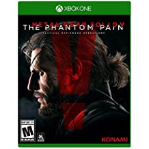 Metal Gear Solid V The Phantom Pain Xbox One Brand New Factory Sealed
