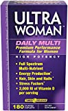 Vitamin World Ultra Woman Daily Multi, 180 Count