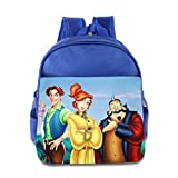Anastasia Cute Kids School Backpack Bag