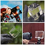 Selens Crystal Photography Light Prism Cube with