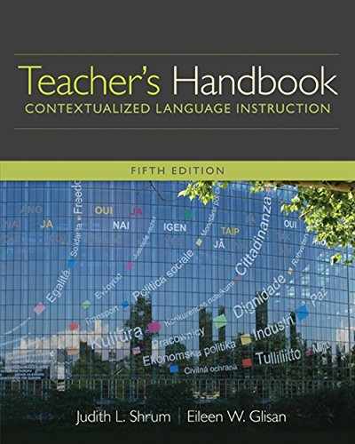 (Teacher's Handbook: Contextualized Language Instruction (World Languages))