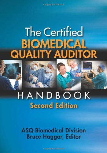 The Biomedical Quality Auditor Handbook, Second Edition