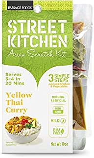 Street Kitchen Yellow Thai Curry Chicken Asian Scratch Kit 10 ozAmazon com   Street Kitchen Kit  Indian Butter Chicken Indian  . Amazon Kitchens Of India Butter Chicken. Home Design Ideas