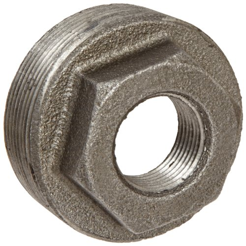 Dixon HB2075 Iron 150# Pipe and Welding Fitting, Reducer Hex Bushing, 2
