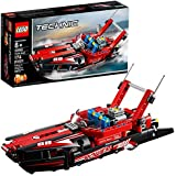 Lego Technic Lego Barco A Motor Potente 42089 Lego Multicor