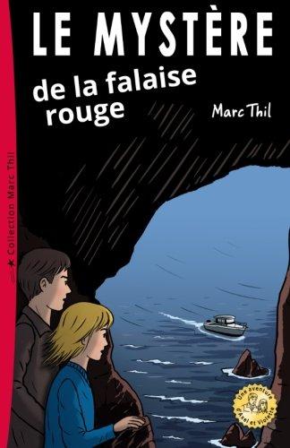 Le Mystère de la falaise rouge (Una Aventure D