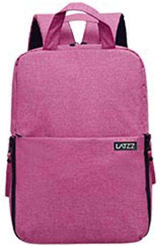 Walmeck Multi-Functional Waterproof Camera Knapsack Large Capacity Portable Travel Camera Bag