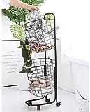 TRPYA Storage Organiser Dirty Clothes Basket