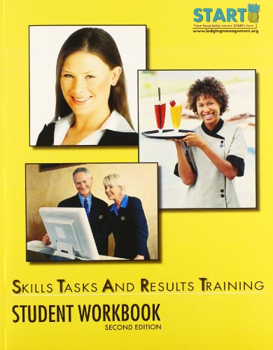 S.T.A.R.T. Student  Workbook, Checklist, and Scantron