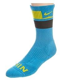 Nike Elite Skate Crew Mens (L, Vivid Blue/Varsity Maize/Black)