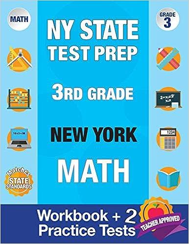 NY State Test Prep 3rd Grade New York Math New