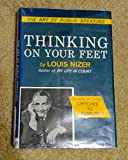 img - for Thinking on Your Feet: Adventures in Speaking book / textbook / text book