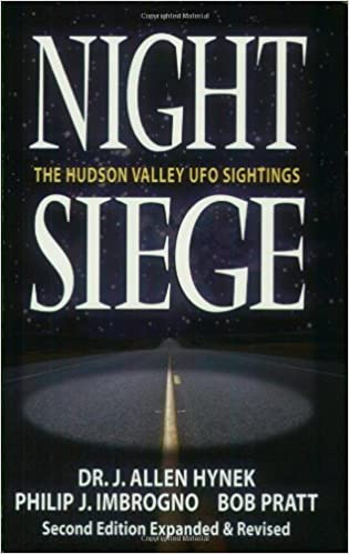 Amazon Com Night Siege The Hudson Valley Ufo Sightings