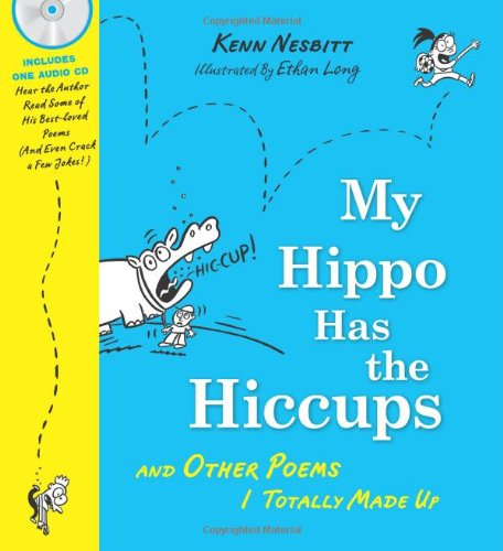 My Hippo Has the Hiccups: And Other Poems I Totally Made Up (A Poetry Speaks Experience) by Sourcebooks Jabberwocky (Image #3)