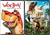 We're Back! A Dinosaur's Story & Walking with Dinosaurs Movie Set DVD Animated Dino Fun Pack Films